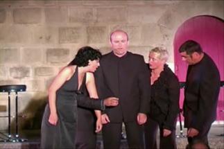 Le tango des assassins